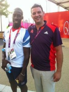 Alexandra Locksmiths at the Olympics