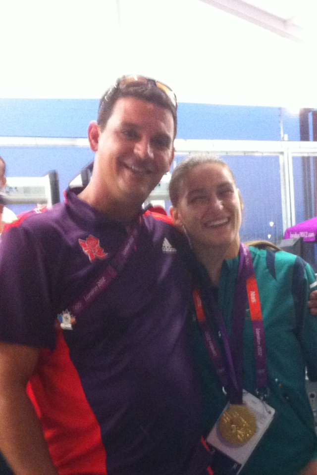 Alexandra Locksmith - Gold Medalist Boxing