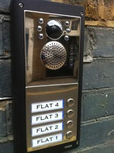 Videx Video Intercom System Door Station