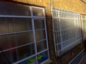 16m Bar Window Grille