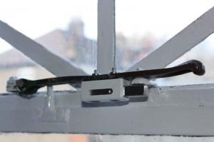 Crittall Window Locks