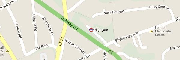 Locksmith for Highgate
