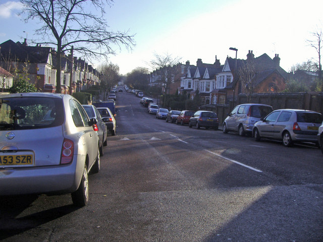 Rosebery Road, Muswell Hill