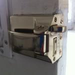 Ingersoll SC71 Rim Lock