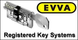 EVVA Security Key and Logo