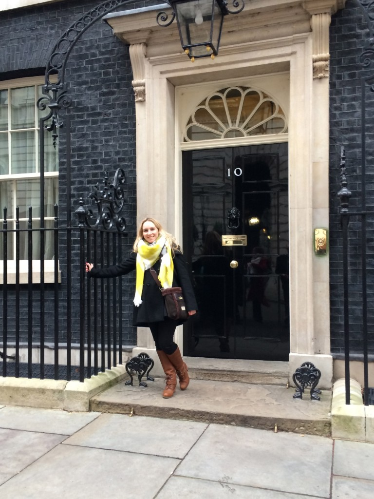Alexandra Locksmiths - Small Business Saturday at 10 Downing Street