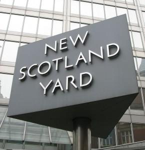 New Scotland Yard, Metropolitan Police Headquarters, London