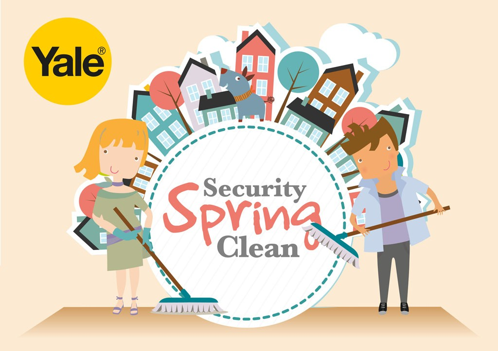 Yale Security Spring Clean